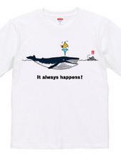 鯨と軍艦と敵潜水艦