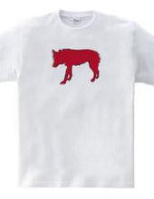 Zooシャツ|孤高の狼  #2