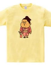 お相撲さん-買い出し-