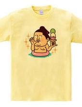 お相撲さん-アイス