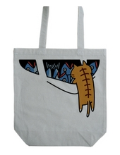 Bag with fish