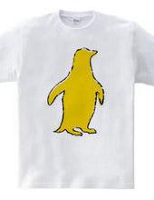 Zooシャツ ペンギン、ひとりぼっち #2