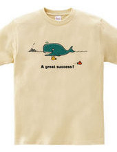 鯨と軍艦と敵潜水艦02 ~敵国潜入
