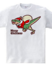 "T-Rex ""Christmas version"""