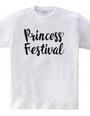 プリンセスフェスティバル(ブラック)