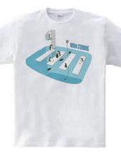 ペンギン ブレーンストーミング