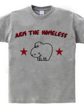Arm the homeless
