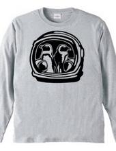 Cape Penguin meets black astronauts