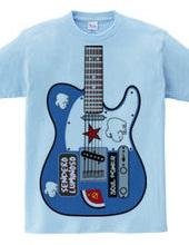 If Tom Morello's guitar were Tele!