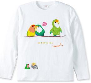 LOVE BIRDS コザクラインコちゃんず オカメインコ付き