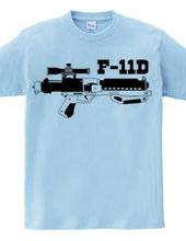 F-11D Blaster Rifle