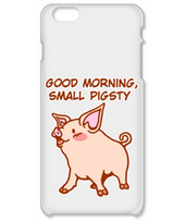 GOOD MORNING, SMALL PIGSTY