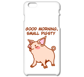 GOOD MORNING,SMALL PIGSTY