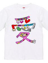 Love love t-shirt