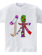 ホリデーTシャツ