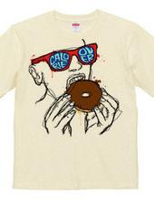 Calorie over Doughnut