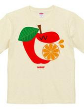 オレンジ好きなリンゴ
