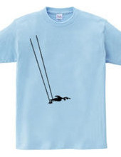 Penguin and aerial Trapeze A