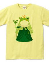 カエルの女王