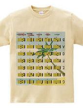 Ukulele code table
