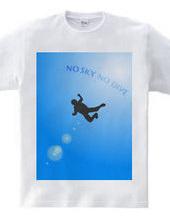 NO SKY NO DIVE