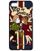 kiss or smoking