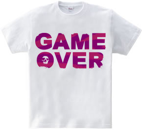 GAME OVER (pink)
