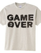GAME OVER (camouflage)