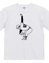Underhand throw