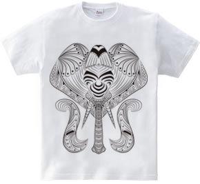 Doodle Elephant