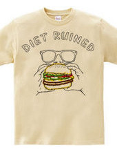 Diet ruined