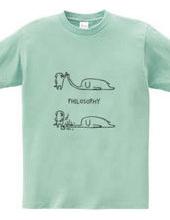 相性の良いイヌとゾウ