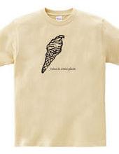 crème glacée+logo