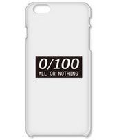 Either 0 or 100 or all or nothing box lo