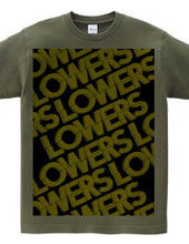 LOWERS ALL LOGO YELLOW