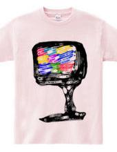 カラーテレビ