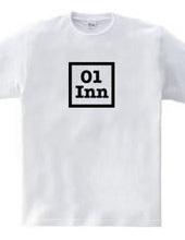 01 inn Tシャツ