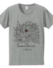 """スケッチシリーズ """"愛を込めて花束を"""""""