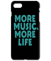 MORE MUSIC, MORE LIFE