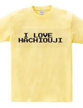 I love Hachioji!