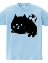 猫背サッカー
