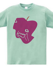 リンゴ・バイト(カラバリ1)
