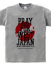 PRAY FOR WEST JAPAN