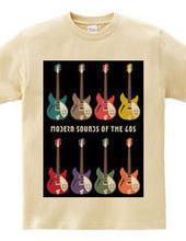 レトロ 60s ギター モッズ ブリティッシュ ロック