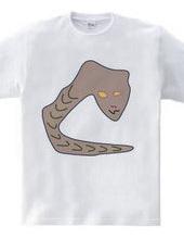 ツチノコ(蛇タイプ)