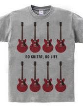 ギター ロック セミアコ
