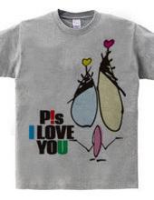 I Love you. from KURI-BOU