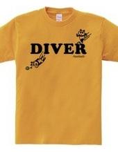 サッカー ダイバー