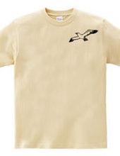 カモメTシャツ#2