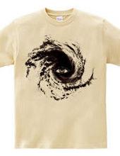 Eye of the strom 台風の目